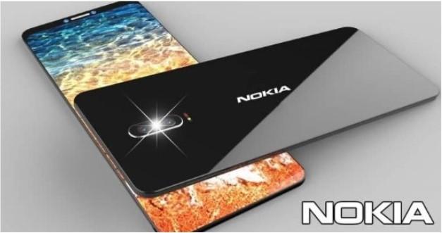 Nokia Curren Pro Max 2020: