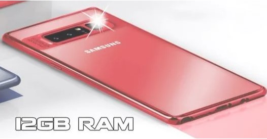 Samsung Galaxy Note 11 plus 2020
