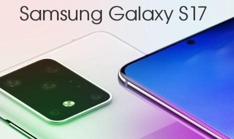 Samsung Galaxy S17 2020