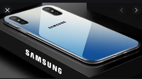 Samsung Galaxy McLaren 2020