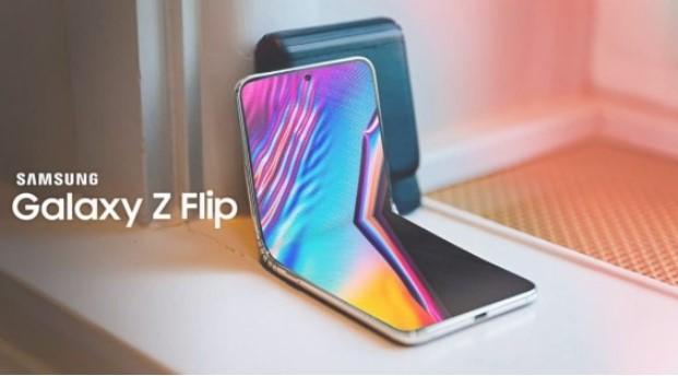 Samsung Galaxy Z Flip 2020 image