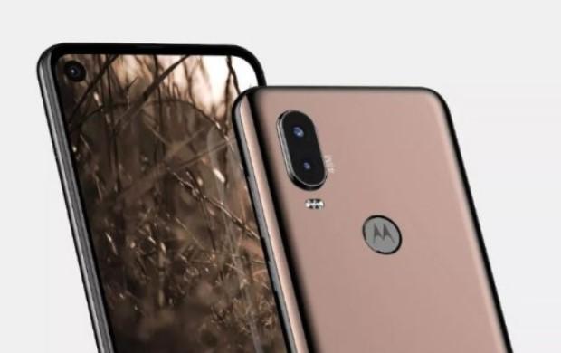 Motorola P40 2020: