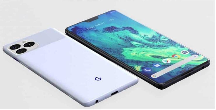 Google Pixel 5 2020