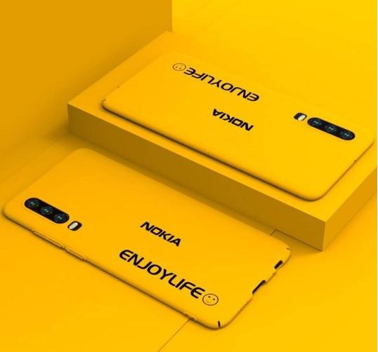 Nokia Alpha Zero 2020