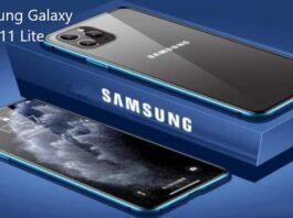 Samsung Galaxy Note 11 Lite