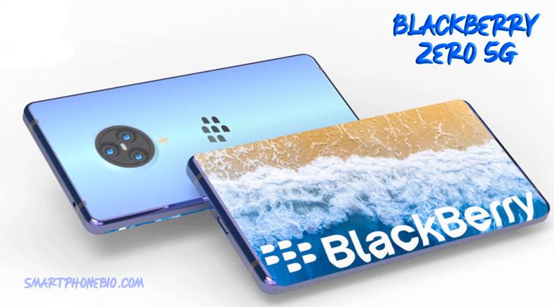 Blackberry Zero 5G 2021