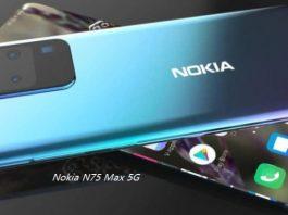Nokia N75 Max